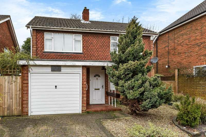 3 Bedrooms Detached House for sale in Harrow, Middlesex, HA3