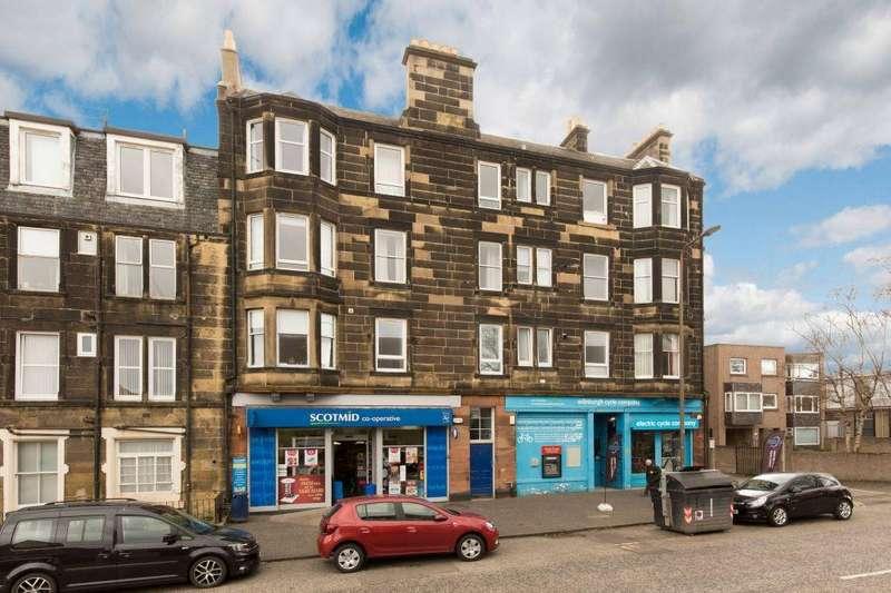 2 Bedrooms Flat for sale in 135/3 Granton Road, Edinburgh, EH5 3NJ
