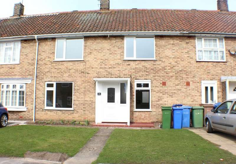 3 Bedrooms Terraced House for sale in 26 Harrington Road