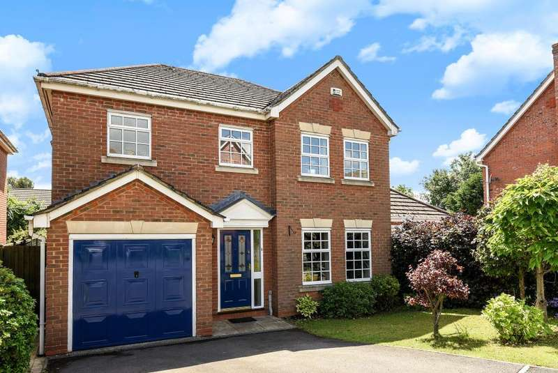 4 Bedrooms Detached House for sale in Beech Close, Wootton, OX13