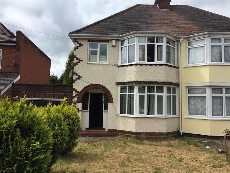 3 Bedrooms Semi Detached House for sale in 76 Rosemary Crescent West, WOLVERHAMPTON