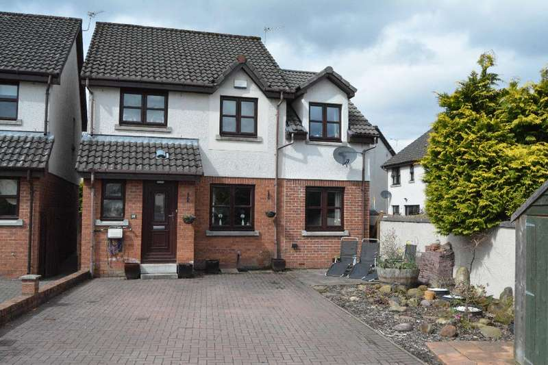5 Bedrooms Detached House for sale in Castle Avenue, Airth, Falkirk, FK2 8GA