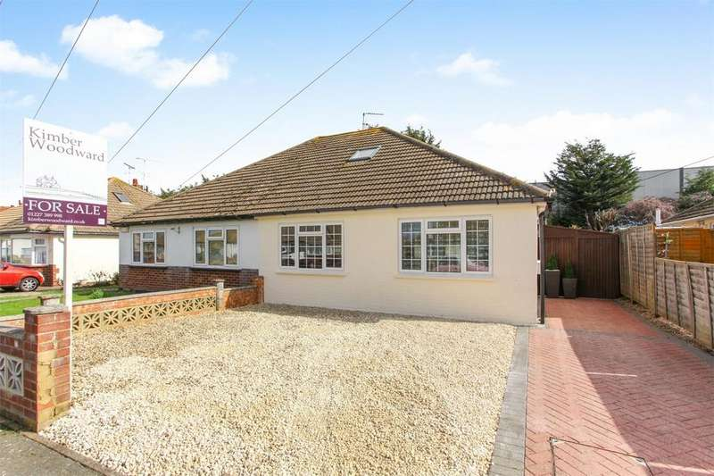 3 Bedrooms Chalet House for sale in Goodwin Avenue, Whitstable, Kent