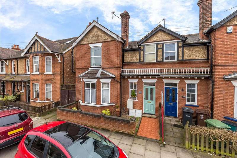 1 Bedroom Flat for sale in Brampton Road, St. Albans, Hertfordshire