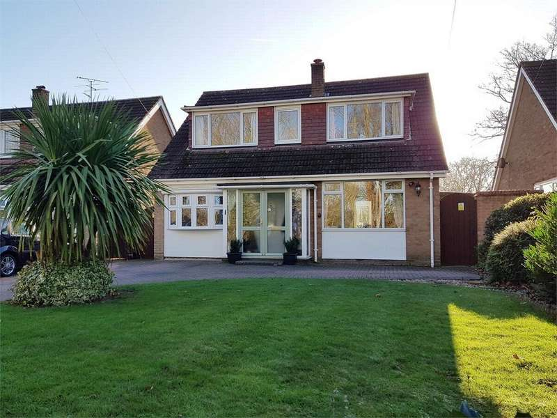 4 Bedrooms Detached House for sale in North Lane, Marks Tey, Colchester, Essex