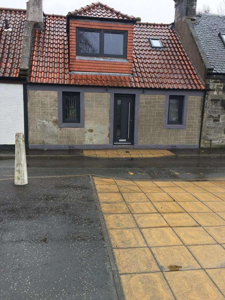 3 Bedrooms Terraced House for rent in Kirk Street, Kincardine, Fife