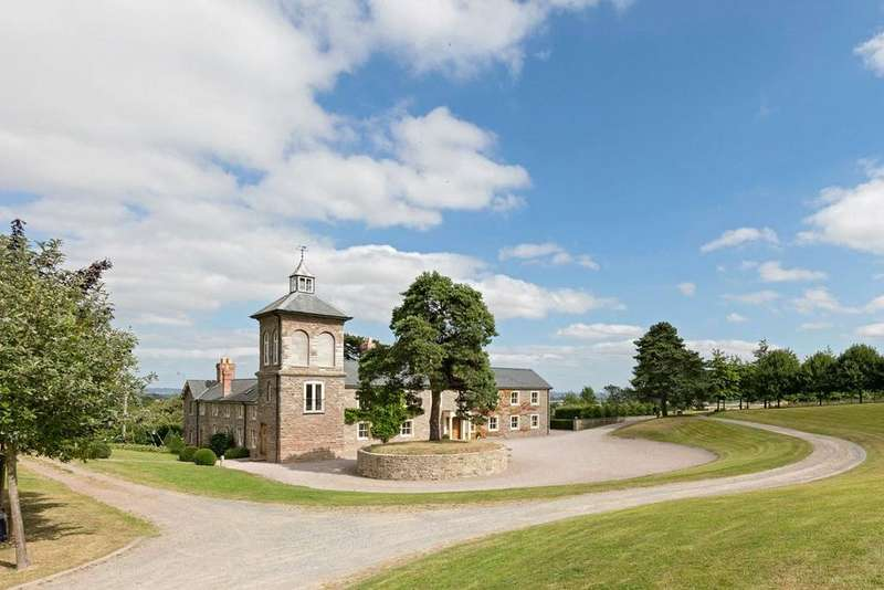 6 Bedrooms Detached House for sale in Herefordshire