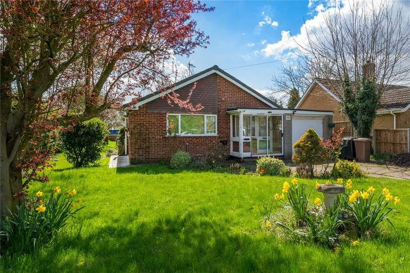 3 Bedrooms Detached Bungalow for sale in Westcliffe Road, Ruskington, Sleaford, Lincolnshire, NG34