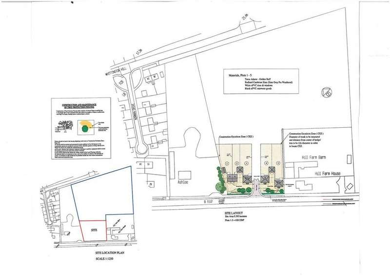 Land Commercial for sale in Methwold Road, Whittington, King's Lynn