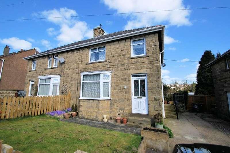 3 Bedrooms Semi Detached House for rent in Westfield Avenue, Thurlstone, Sheffield