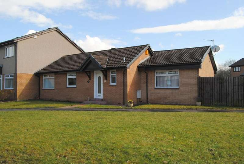 3 Bedrooms Semi Detached Bungalow for sale in Frood Street, Motherwell ML1
