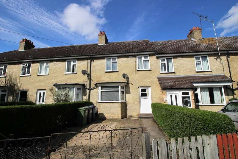 3 Bedrooms Terraced House for sale in Hobart Road, Cambridge