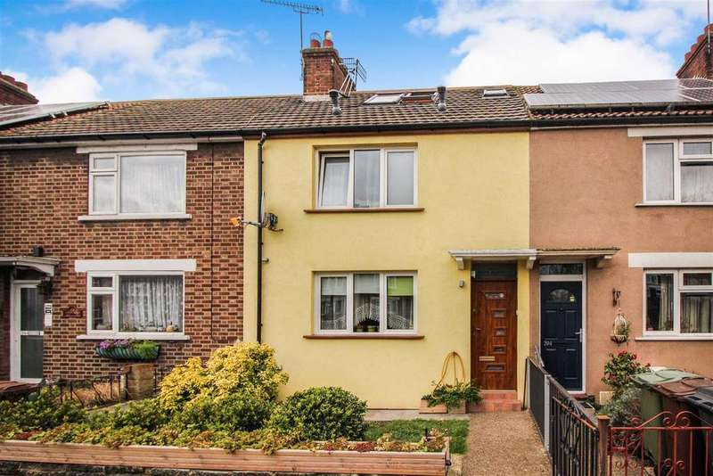 4 Bedrooms Terraced House for sale in Billet Road, London