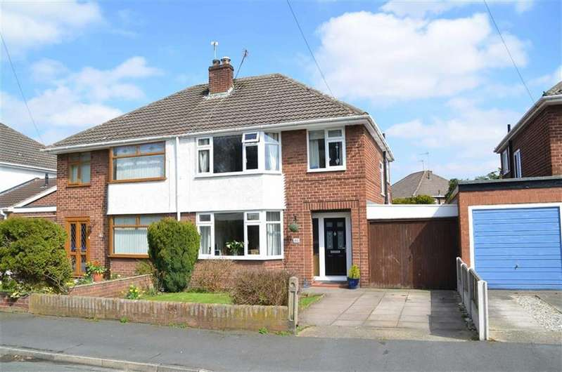 3 Bedrooms Semi Detached House for sale in Childer Crescent, Little Sutton, CH66