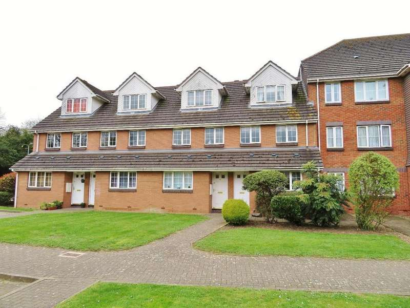 2 Bedrooms Apartment Flat for sale in Friday Hill, London
