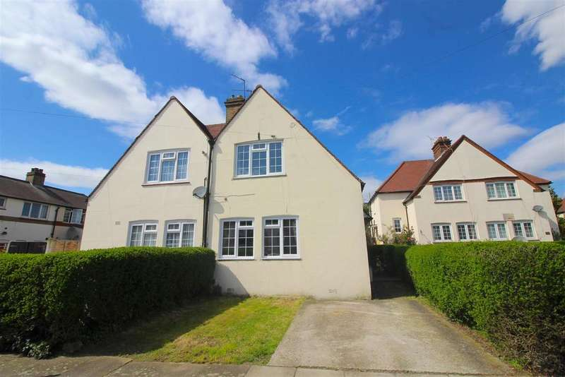 2 Bedrooms Semi Detached House for sale in Cavell Road, London