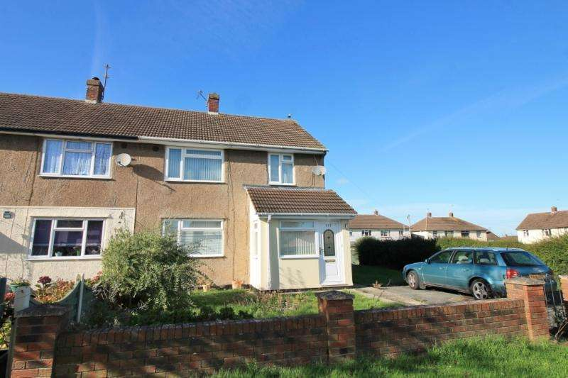 3 Bedrooms Semi Detached House for sale in ASHLANDS ROAD, GL51