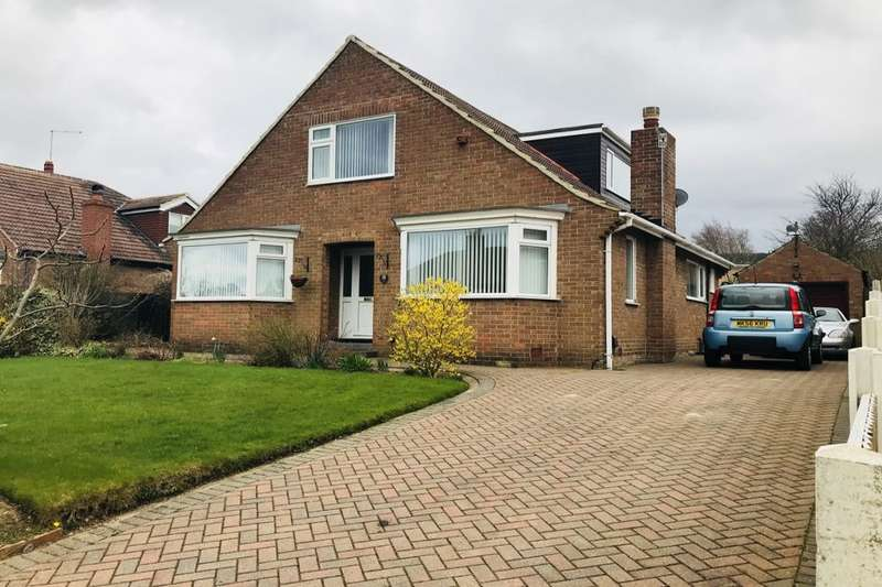 4 Bedrooms Detached Bungalow for sale in Tees Road, Guisborough, TS14