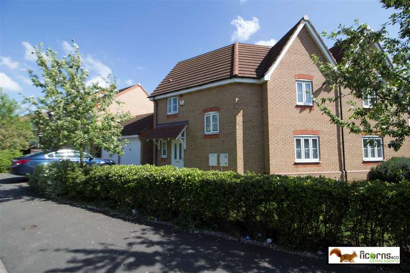 3 Bedrooms Semi Detached House for sale in Thornbury Road, Walsall
