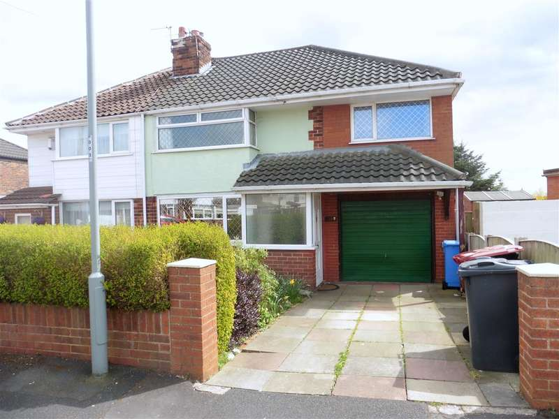 3 Bedrooms Semi Detached House for sale in Windy Arbor Close, Whiston, Merseyside