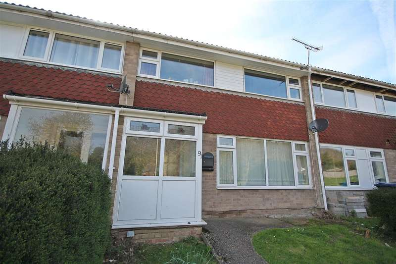 4 Bedrooms Terraced House for sale in Tenterden Drive, Canterbury
