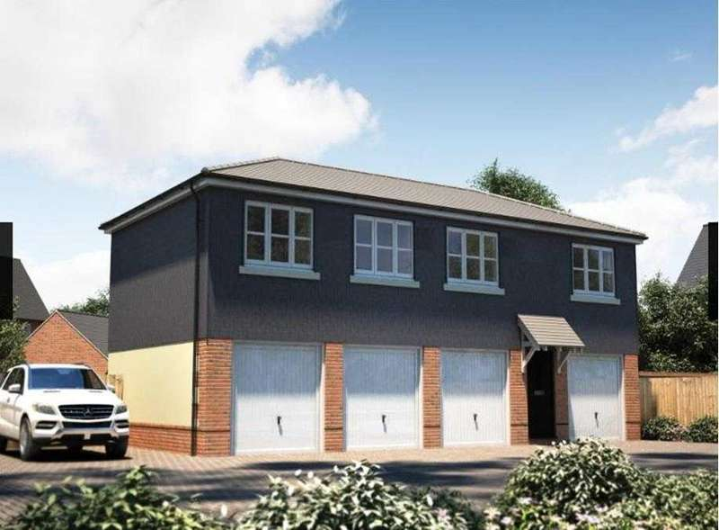 2 Bedrooms Property for sale in The Combe, Seabrook Orchard, Exeter