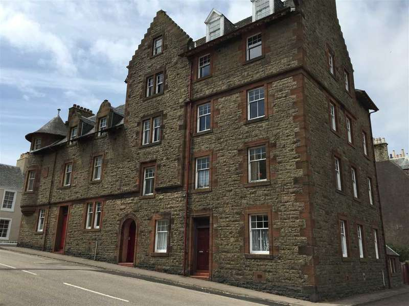 3 Bedrooms Flat for sale in Creagdhu Mansions, Campbeltown
