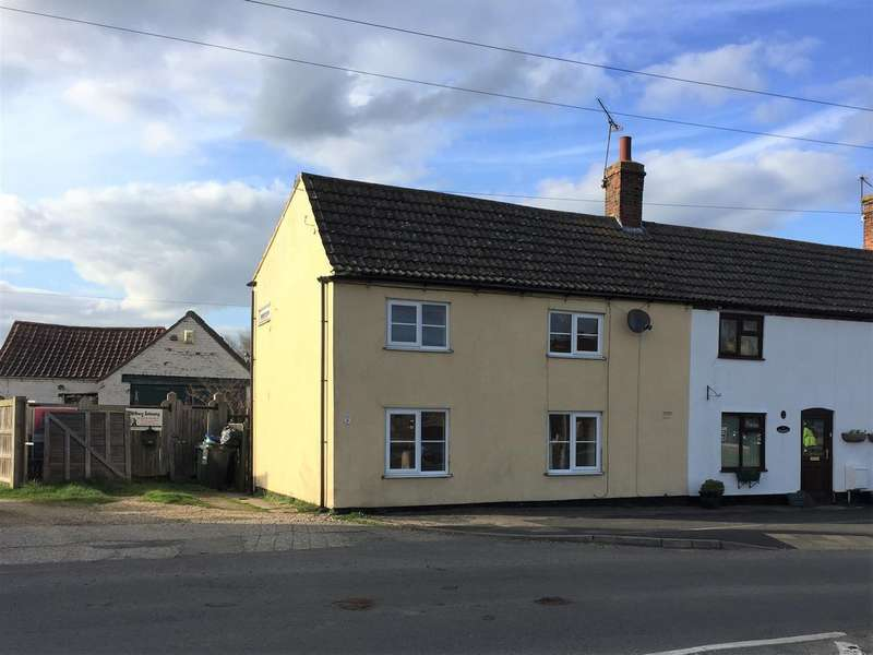 2 Bedrooms Detached House for sale in Station Road, Bardney, Lincoln