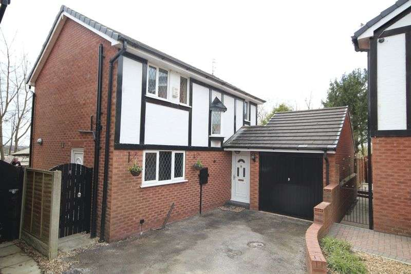 3 Bedrooms Property for sale in Broadlea Grove Shawclough, Rochdale