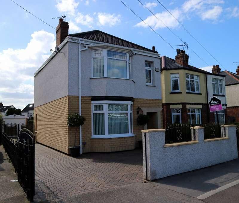 3 Bedrooms Detached House for sale in Ings Road, Hull, HU8