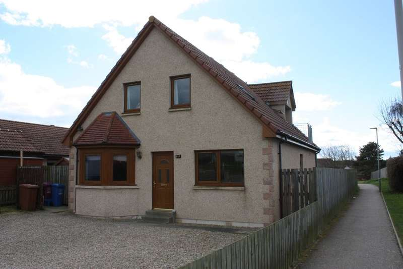 4 Bedrooms Detached House for sale in Dunbar Street, Lossiemouth, IV31