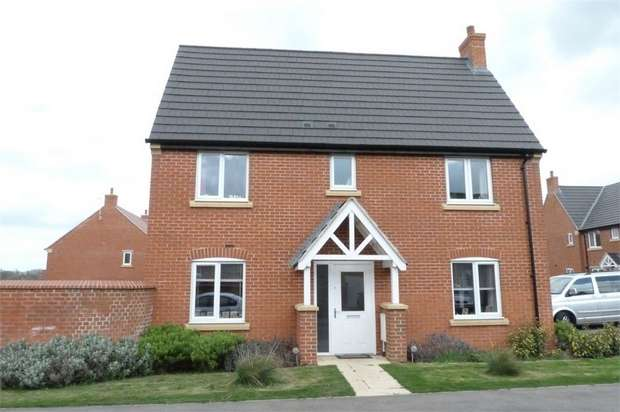 3 Bedrooms End Of Terrace House for sale in Lutterworth
