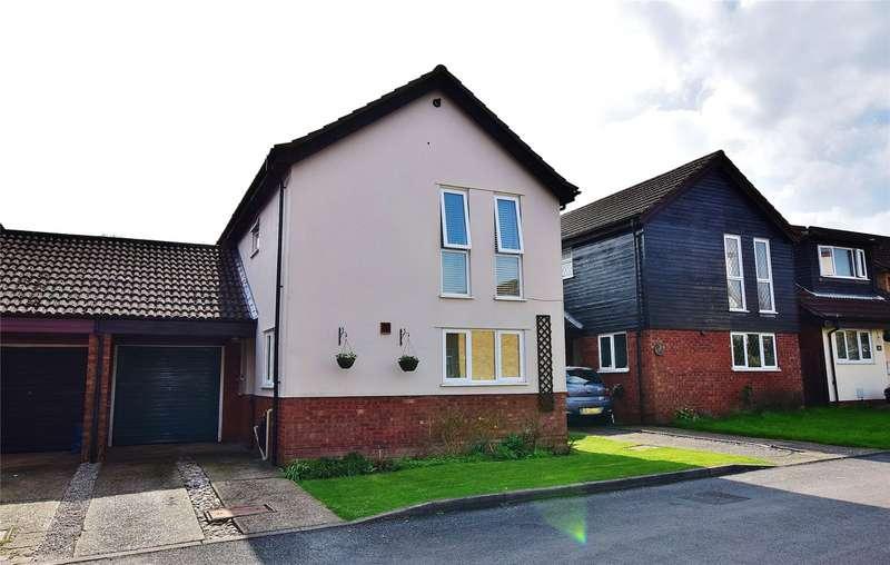 3 Bedrooms Link Detached House for sale in Bishop's Stortford