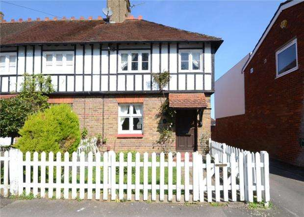 2 Bedrooms End Of Terrace House for sale in Vicarage Road, Maidenhead, Berkshire
