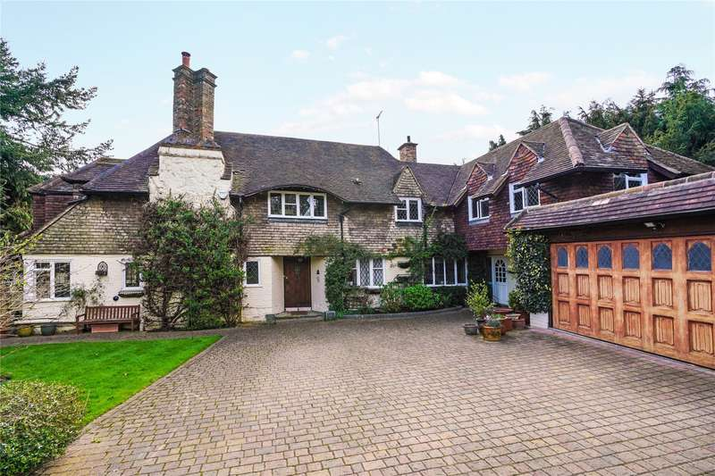 6 Bedrooms Detached House for sale in Broad High Way, Cobham, Surrey, KT11