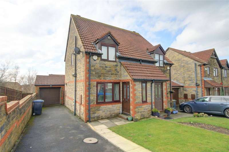2 Bedrooms Semi Detached House for sale in Romany Drive, Consett, County Durham, DH8