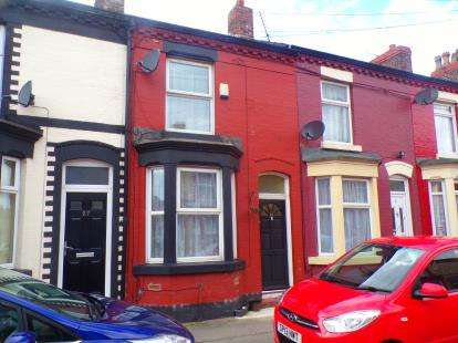 2 Bedrooms Terraced House for sale in Parton Street, Liverpool, Merseyside, England, L6