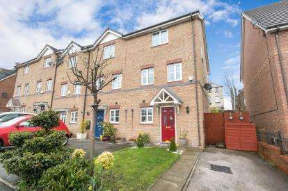 3 Bedrooms End Of Terrace House for sale in Merlin Road, Birkenhead, CH42