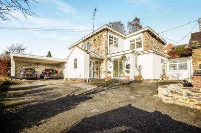 4 Bedrooms House for sale in Llanbedr Dyffryn Clwyd, Ruthin, Denbighshire, LL15
