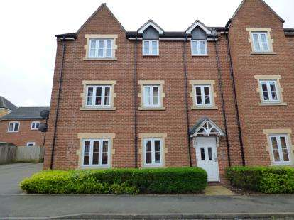 1 Bedroom Flat for sale in Martock, Somerset, Uk