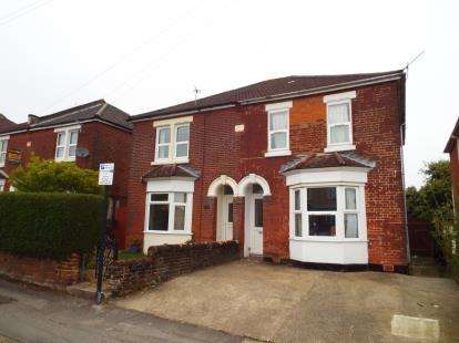 6 Bedrooms Semi Detached House for sale in Swaythling, Southampton, Hampshire