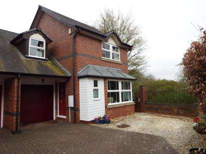 3 Bedrooms Semi Detached House for sale in Long Close, Bradley Stoke, Bristol, Gloucestershire