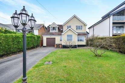 4 Bedrooms Detached House for sale in Main Rd, Ravenshead, Nottingham, Nottinghamshire