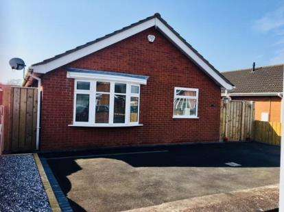3 Bedrooms Bungalow for sale in Lynn Well Close, Skegness, Lincolnshire
