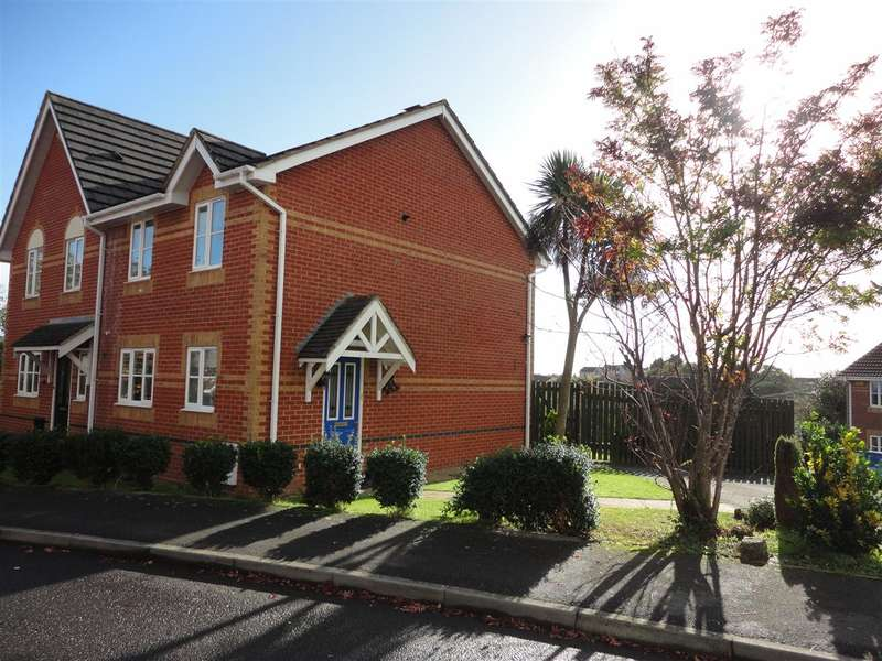 3 Bedrooms Semi Detached House for sale in Rockfield Grove, Undy