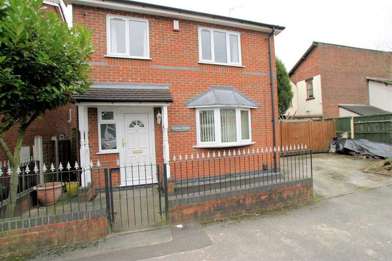 3 Bedrooms Detached House for sale in Leveson Street, Dresden, Stoke on Trent