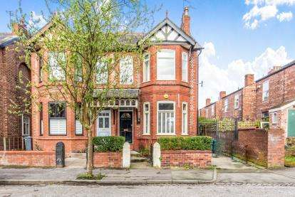 3 Bedrooms Semi Detached House for sale in Claude Road, Chorlton, Manchester, Greater Manchester
