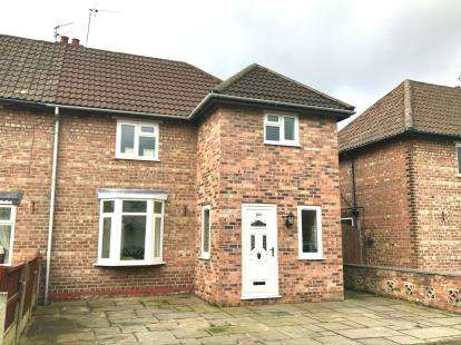 3 Bedrooms Semi Detached House for sale in Danefield Road, Northwich, Cheshire