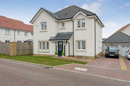 4 Bedrooms Detached House for sale in Leeming Drive, Falkirk