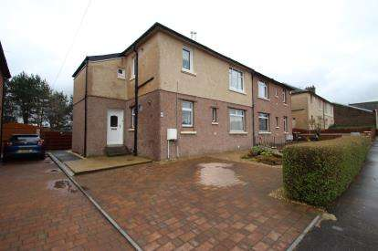 2 Bedrooms Flat for sale in North Street, Falkirk